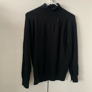 French Connection Mock Neck M